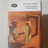 Intoarcerea in Erewhon- Samuel Butler