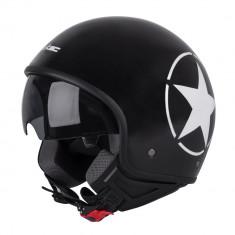 W-TEC Casca scuter FS-710S Revolt Black - Casca moto