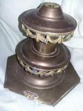 Palarie lampa petrol lampant de autovehicul epoca,caleasca de epoca,Tp.GRATUIT