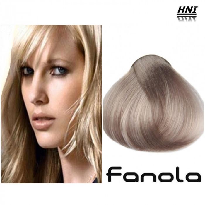 Vopsea De Par Blond Super Platinat Cenusiu 111 Fanola Arhiva