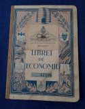 Libret de economii - 1934 - CEC - perioada interbelica - C.E.C.