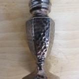 Solnita metal argintat