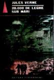 """9 volume din colecţia SF """"triunghi"""", Alta editura, Jules Verne"""