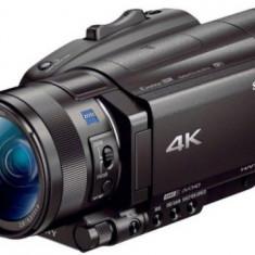 Camera Video Sony FDR-AX700, Filmare 4K, Zoom Optic 12x (Negru)