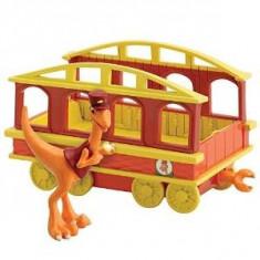Tomy Sofer si tren Dino Train