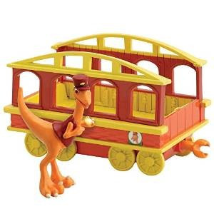 Tomy Sofer si tren Dino Train foto