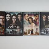 Colectie Twilight, DVD, Romana