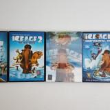 Colectie Ice Age, DVD, Romana