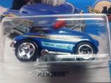Hot Wheels - Pedal Driver - Treasure Hunt 2017, 1:64, Hot Wheels