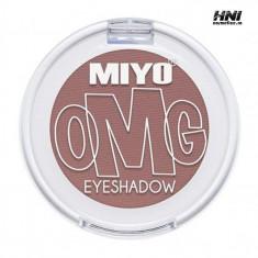 Fard de Pleoape ciocolata 07 OMG! Eyeshadows - Fard pleoape