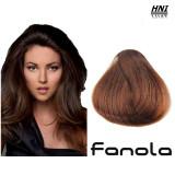 Vopsea de par blond cald 7.03 Fanola