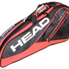 Tour Team 3R Pro 2018 geanta rachete negru-rosu - Geanta tenis Head