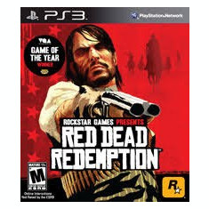 Red Dead Redemption - PS 3 [Second hand] - Jocuri PS3, Actiune, 3+, MMO