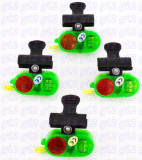 Set 4 Avertizor / Senzor Pescuit Cu Prindere Direct Pe Lanseta Cu Memorie
