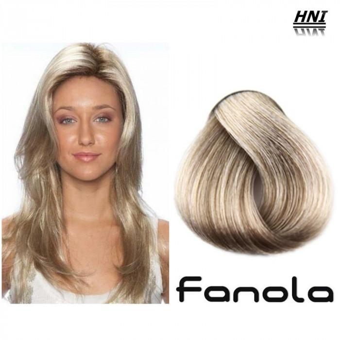 Vopsea De Par Blond Cenusiu Platinat Intens 1011 Fanola Arhiva