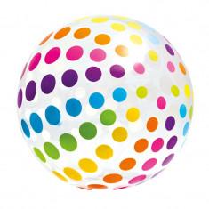Minge pentru plaja Giant Beach Ball Intex, 183 cm, Multicolor - Minge volei