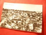 Ilustrata - Slatina - Vedere Generala , circulat 1964, Circulata, Fotografie