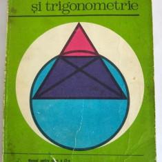 Matematica, geometriesi trigonometrie, MANUAL PENTRU CLASA IX-A, 1977 - Manual scolar didactica si pedagogica, Clasa 6, Didactica si Pedagogica