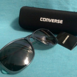 Ochelari de soare turquoise / gri UNISEX, Plastic