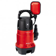 Pompa submersibila Einhell GH-DP 7835, 780 W, 15700 l/h - Pompa gradina Einhell, Pompe submersibile, de drenaj