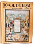 BOABE DE GRAU, REVISTA DE CULTURA, ANUL II-NR 12, DECEMBRIE 1931