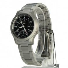 CEAS SEIKO 5 Automatic Military Watch SNK809K1 - Black Hawk