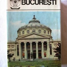 """BUCURESTI - MONOGRAFIE"", Coord. Nicolae Croitoru, D. Tarcob, 1985. Carte noua"