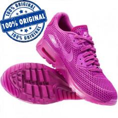 Pantofi sport Nike Air Max 90 Ultra BR pentru femei - adidasi originali - panza - Adidasi dama Le Coq Sportif, Culoare: Din imagine, Marime: 37.5, Textil