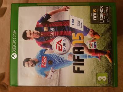 FIFA 15 xbox one foto