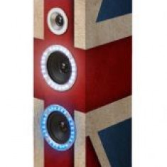 Micro Sistem Audio BigBen UK Light TW7UKLIGHT1+2, 40 W, Bluetooth (Multicolor)