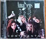 Amadeus - Continental (1 CD), mediapro music