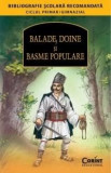 Balade, doine si basme populare  , corint