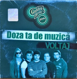 Voltaj – Doza Ta De Muzică (1 CD), cat music