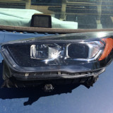 Far xenon adaptiv Ford kuga 2 Facelift 2016-2018 stanga pe negru