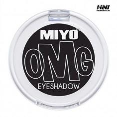 Fard de Pleoape Negru 21 OMG! Eyeshadows - Fard pleoape