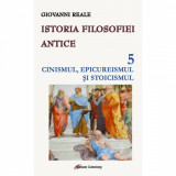 Istoria filosofiei antice - vol. 5 | Giovanni Reale, galaxia gutenberg