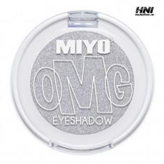 Fard de Pleoape Argintiu 57 OMG! Eyeshadows - Fard pleoape