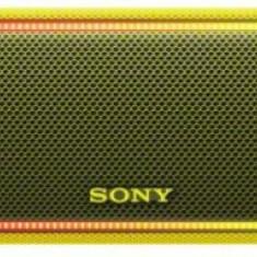 Boxa Portabila Sony SRSXB31Y, EXTRA BASS, Bluetooth, NFC (Galben)