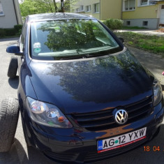 Volkswagen Golf 5 Plus 1, 9 Diesel, fabricatie 2007, Euro 4, 168.500 km, Motorina/Diesel, 1896 cmc, GOLF PLUS