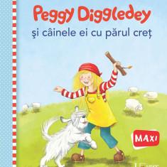 Peggy Diggledey si cainele ei cu parul cret | Saskia Geisler, Julia Gerigk