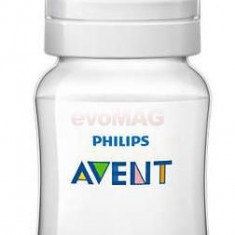 Biberon Philips Avent SCF563/17, 260 ml, Alb
