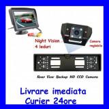 """PACHET PROMO Monitor Display marsarier 4,3"""" cu Suport numar Camera Marsarier F75"""