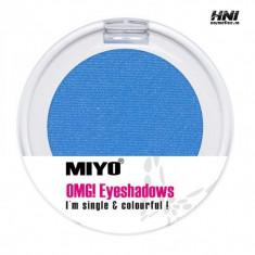Fard de Pleoape Albastru 34 OMG! Eyeshadows - Fard pleoape