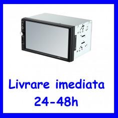 """PLAYER MP3 MP5 AUTO   7"""" cu mirrorlink cu Bluetooth usb si mini SD AL-TCT-5656"""