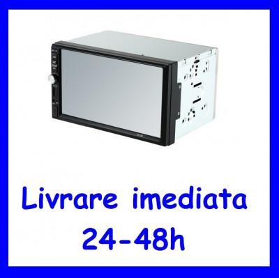"""PLAYER MP3 MP5 AUTO   7"""" cu mirrorlink cu Bluetooth usb si mini SD AL-TCT-5656 foto"""