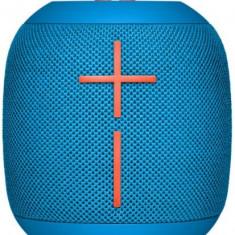 Boxa Portabila Logitech UE Wonderboom, Bluetooth, Waterproof (Albastru)