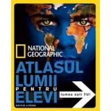 Atlasul lumii pentru elevi. National Geographic  , litera