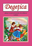 Degetica - planse   Hans Christian Andersen, Hans Christian Andersen