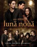 Saga Amurg: Luna Noua. Cartea ilustrata a filmului | Mark Cotta Vaz, rao
