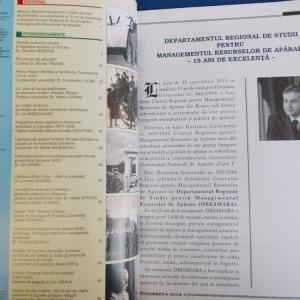 DOCUMENT , BULETINUL ARHIVELOR MILITARE ROMANE ( FORTELE NAVALE ROMANE ) , 2015